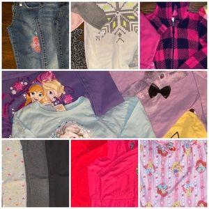 Girls clothing. Size 6/7. Lot/Bundle